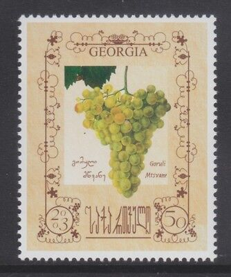 Georgia 2003 - Uva - Grapes - T. 50 - Mnh