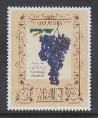 Georgia 2003 - Uva - Grapes - T. 80 - Mnh