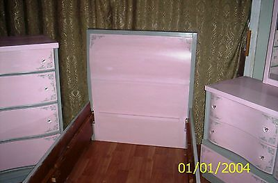 Chalk Painted Bedroom Set