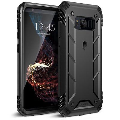 Poetic Revolution Heavy Duty Hybrid Case For Galaxy Note 8 / S8 Plus / S7 edge