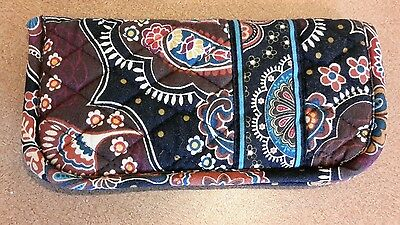 Vera Bradley RETIRED Kensington Soft Padded Eye Glass Case