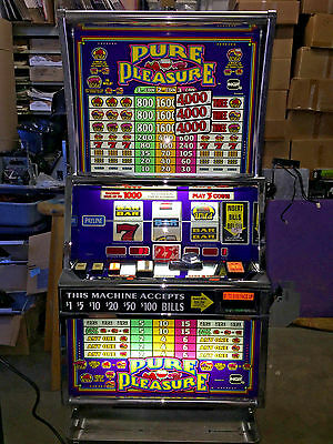 Igt - Slot Machine - Igt S+ Pure Pleasure   - 3  Coin