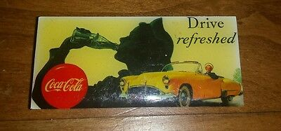 Coke drive refreshed magnet