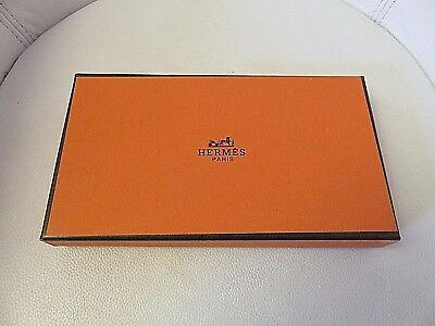 Hermes Box 4x8 Inches Authentic EMPTY BOX