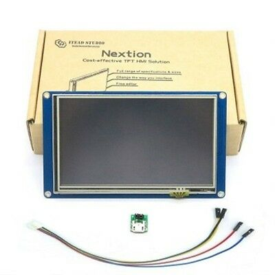 5.0 Inch Nextion HMI Intelligent Smart USART UART Serial Touch TFT LCD Module Di