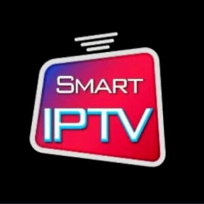 1 month HD Iptv Subscription For Samsung LG~Smart tvs Premium Sports TV+VOD