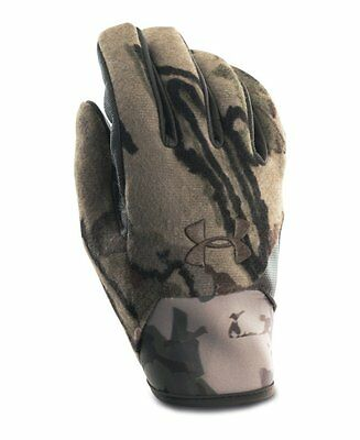 Under Armour UA CGI Trigger Ridge Reaper® Barren Camo Wool Leather Gloves