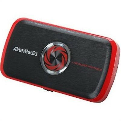 Live Gamer Portable, by AVermedia Technology, (Live Gamer Portable is a USB box)