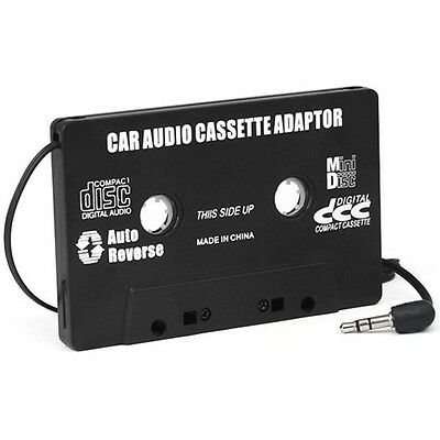 MP3 Kassettenadapter Autoradio Adapter Tape Kassette CD AUX Player Radio