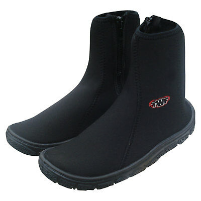 TWF 3mm Zipped Wetsuit Boots