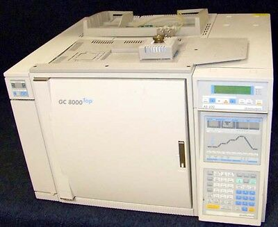 CE GC 8000 TOP Gas Chromatograph w/ AS800 Autosampler