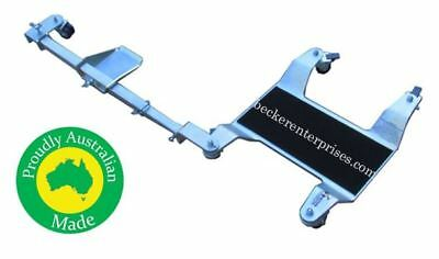 600kg Side Stand Motorbike Dolly (Made in Australia) - Motor Mover 300PU