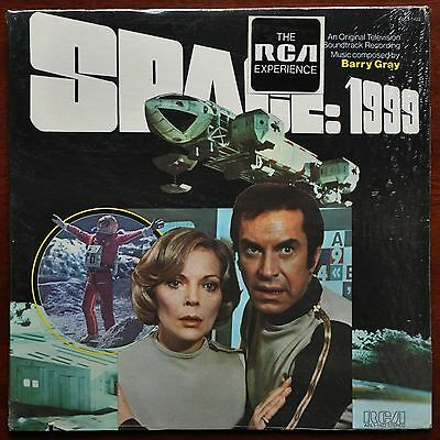 Rare Barry Gray	Space 1999 	RCA Victor	ABL1-1422	United States 	1976