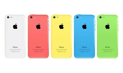 Apple iPhone 5C (GSM Unlocked) iOS Smartphone - All Colors (c) 8GB 16GB