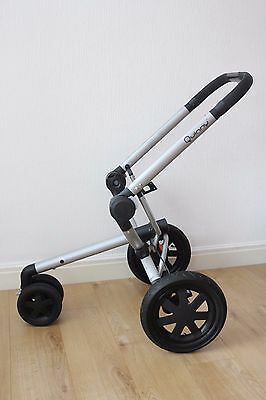 Quinny Buzz 3 Chassis Frame Unit Black Wheels Replacement *FREE DELIVERY*