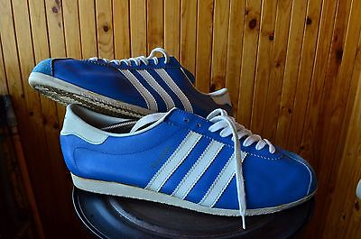 "Adidas Record 70"" Vintage Rare Casual Men's Sneakers 44-45 Great"