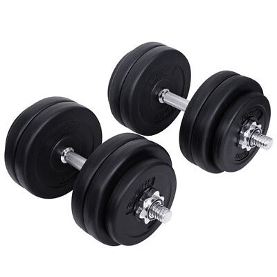 NEW Everfit 12 Piece Home Gym Fitness Dumbbell Set