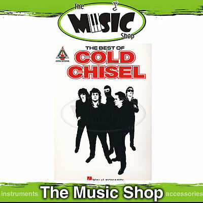 New Best of Cold Chisel Music Book with Guitar Tab