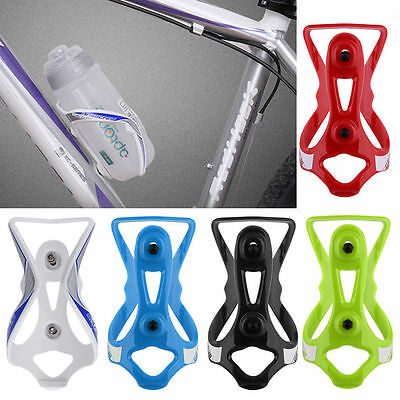 Plastic Bracket Bicycle Cycling Bike Outdoor Water Bottle Drinks Holder Cage KW
