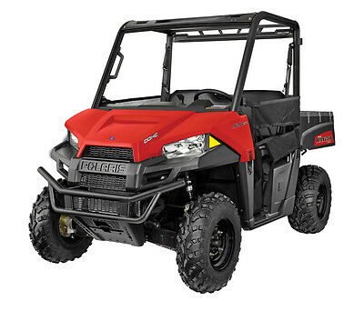 NEW Polaris Ranger 570 HD (Heavy Duty) + $1,000 free accessories.  Save $1,000