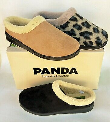 Womens comfort slip on slipper - Endy by Panda superior comfort