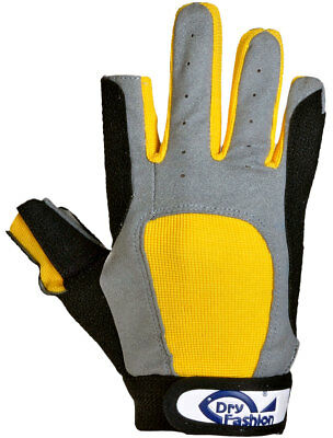 Handschuhe Bootsport Dry Fashion Protection Segelhandschuhe 2 Finger frei Wassersport Regatta Gloves