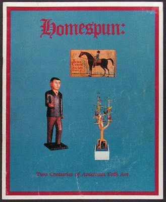 Book: American Folk Art -Southern Alleghenies Museum of Art's 1990 Exhibition