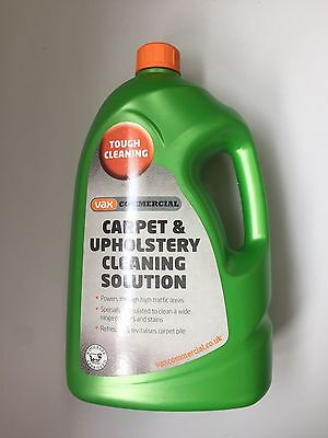 Vax Carpet & Upholstery Cleaning Solution