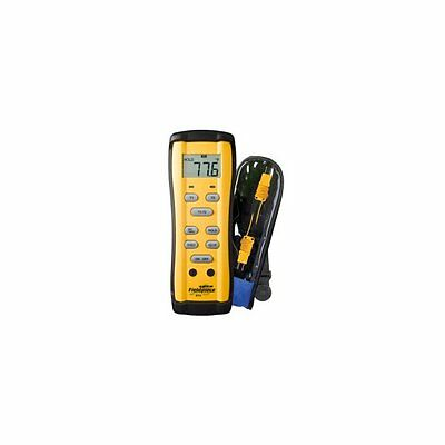 Fieldpiece ST4 Dual Temperature Meter, -58 to 2000F-50 to 1300C