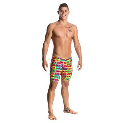 Funky Trunks Hot Lips Schwimmhose Badehose - Jammer
