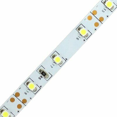 5m Led Strip Blanc Flexible 12v avec Alimentateur C1f1.b1b1