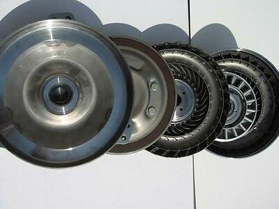 700R4 / 4L60 10 INCH 3500 to 3800 STALL TORQUE CONVERTER