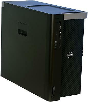 Dell Precision T7600 2x QuadCore E5-2643, 3,30GHz 1TB SATA 32GB Q6000 Win7 Pro