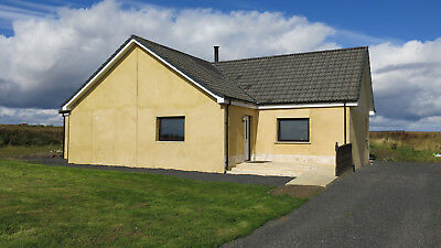 NEWLY COMPLETED 3 BEDROOM 140m2 DETACHED COTTAGE with 10 ACRES LAND in HIGHLANDS