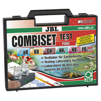 JBL Test Combi Set Pond,water testing pond, NEW