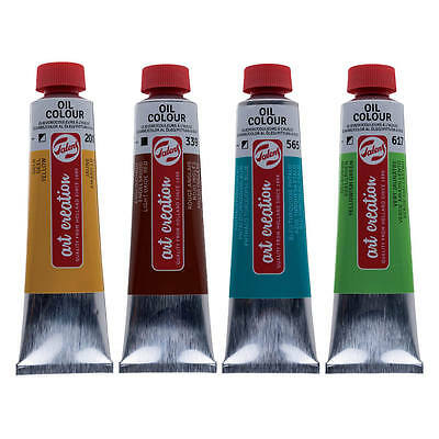 Talens Art Creation Oil Paint 40ml Tube - 36 Colours Available