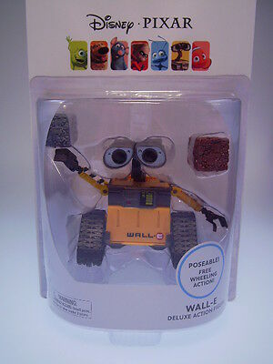 "GSR ROBOT ""WALL-E  DELUXE ACTION FIGURE "", DISNEY PIXAR, 11 cm, NEU/NEW !"