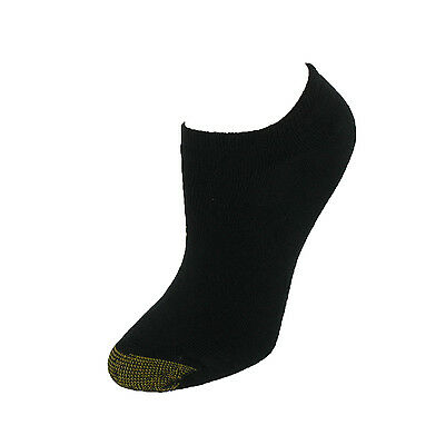 New Gold Toe Women's Cotton No Show Liner Socks (Pack of 6)