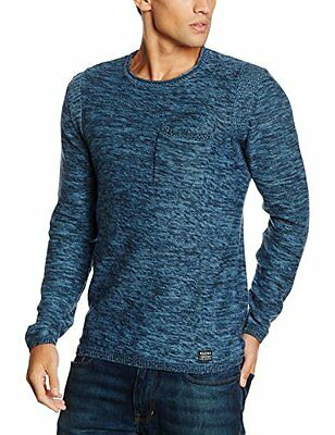 Tg X-Large| BLEND - 20701080, Felpa da uomo, Blau (Blue Nights 74627), X-Large