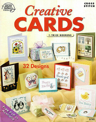 NEW Creative Cards, 32 Designs by Trice Boerens