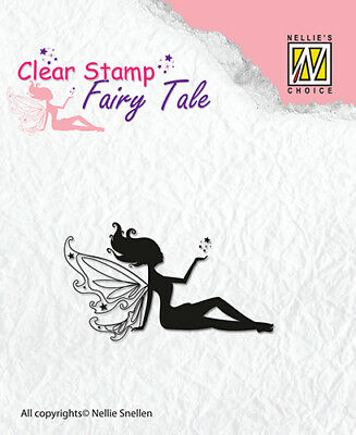 Nellie Snellen Fairy Tale 5 Fairy Tale Clear Stamp FTCS005
