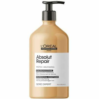 L'oreal Absolut Repair Conditioner 750 Ml Free Shipping