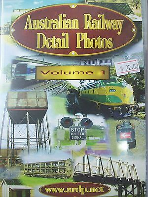 Australian Railway Detail Photo Cd Volume 1