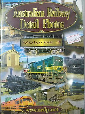 Australian Railway Detail Photo Cd Volume 3