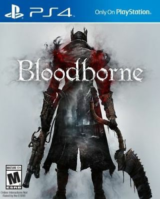 Bloodborne Playstation 4 (PS4) Game Brand New In Stock From Brisbane