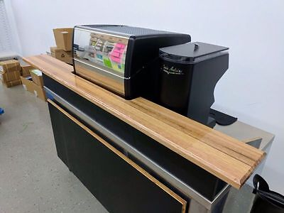 Professional Coffee Cart (Including New Machine and Grinder)