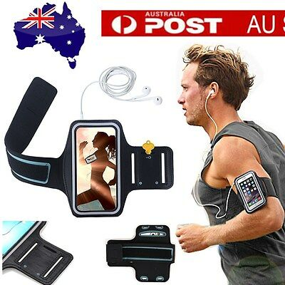 For Huawei P10 Plus 2017 Exercise Gym Sports Armband Running Jogging Case Cover
