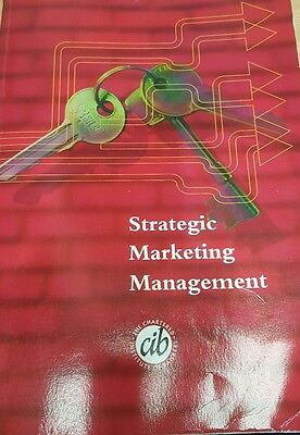Strategic Marketing Management by B.P.P. Publishing (Paperback, 1997)
