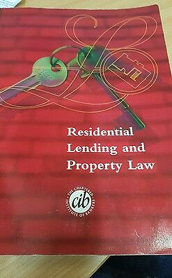 Residential Lending and Property Law by Robert Souster (Paperback, 1996)