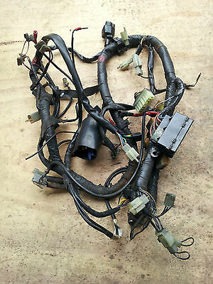 Yamaha XJ600 Diversion Wiring Loom XJ 600